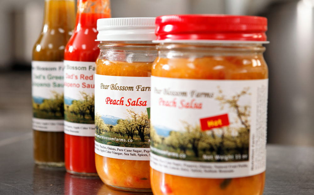 Pear Blossom Farms Products